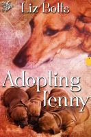 Cover for 'Adopting Jenny'