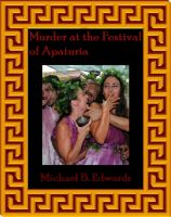 Murder At The Festival Of Apaturia cover
