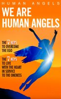 Cover for 'We Are Human Angels'