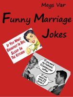 Megs Var - Jokes : Funny Marriage Jokes