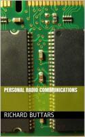 Richard Buttars - Personal Radio Communications