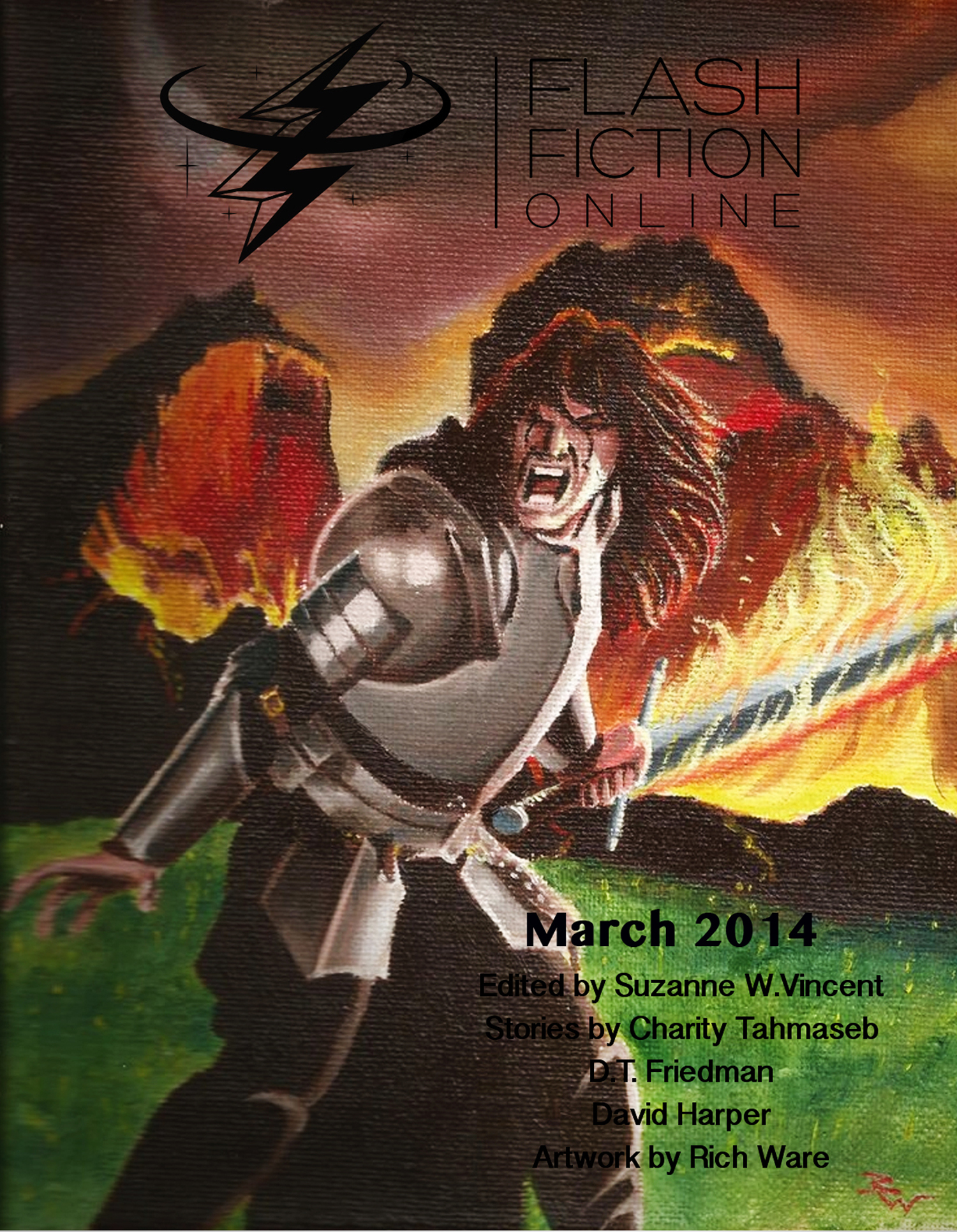 Flash Fiction Online - March 2014, an Ebook by Flash Fiction Online LLC