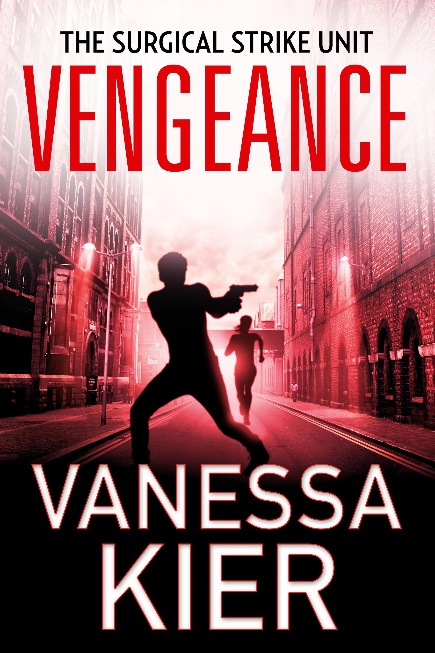 Smashwords – Vengeance (The SSU Book 1) – a book by Vanessa Kier