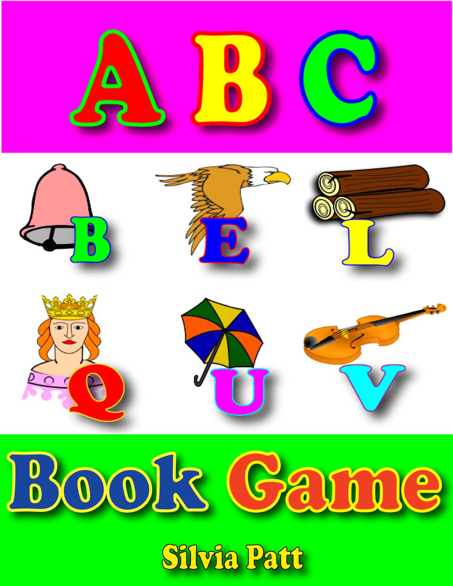 Smashwords – ABC Book Game – a book by Silvia Patt