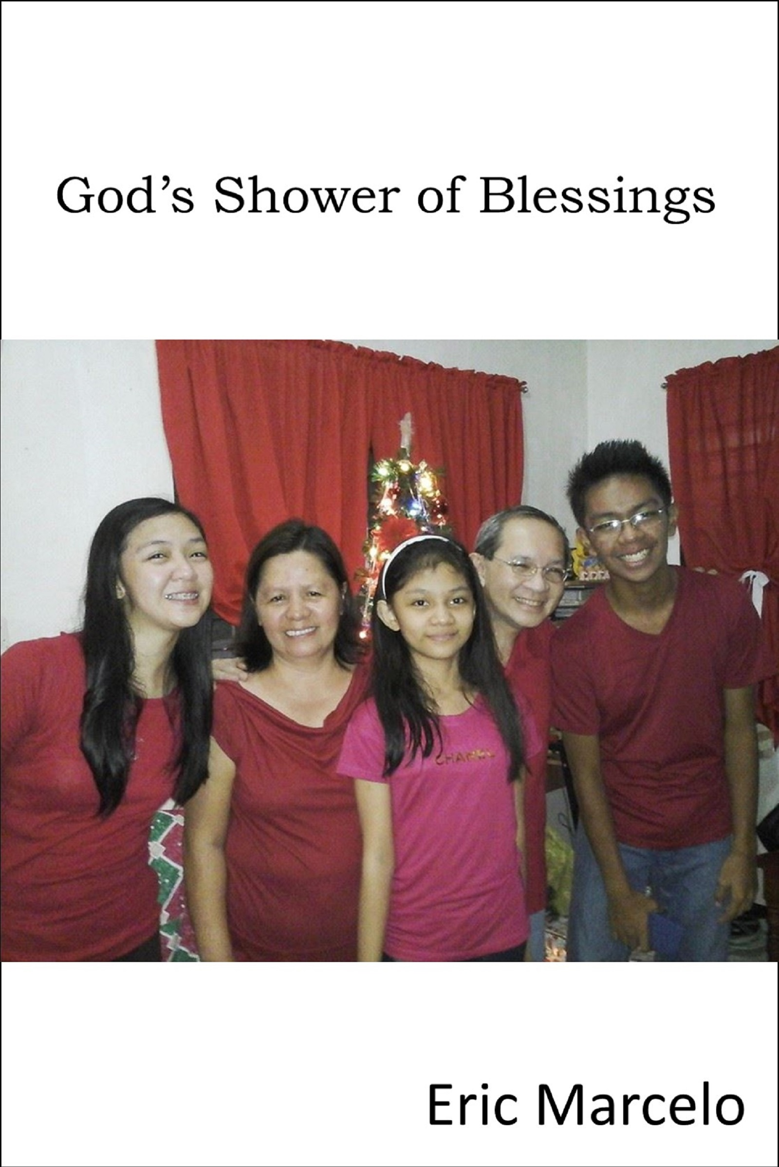 God's Shower of Blessings