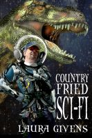 Cover for 'Country Fried Sci-Fi'
