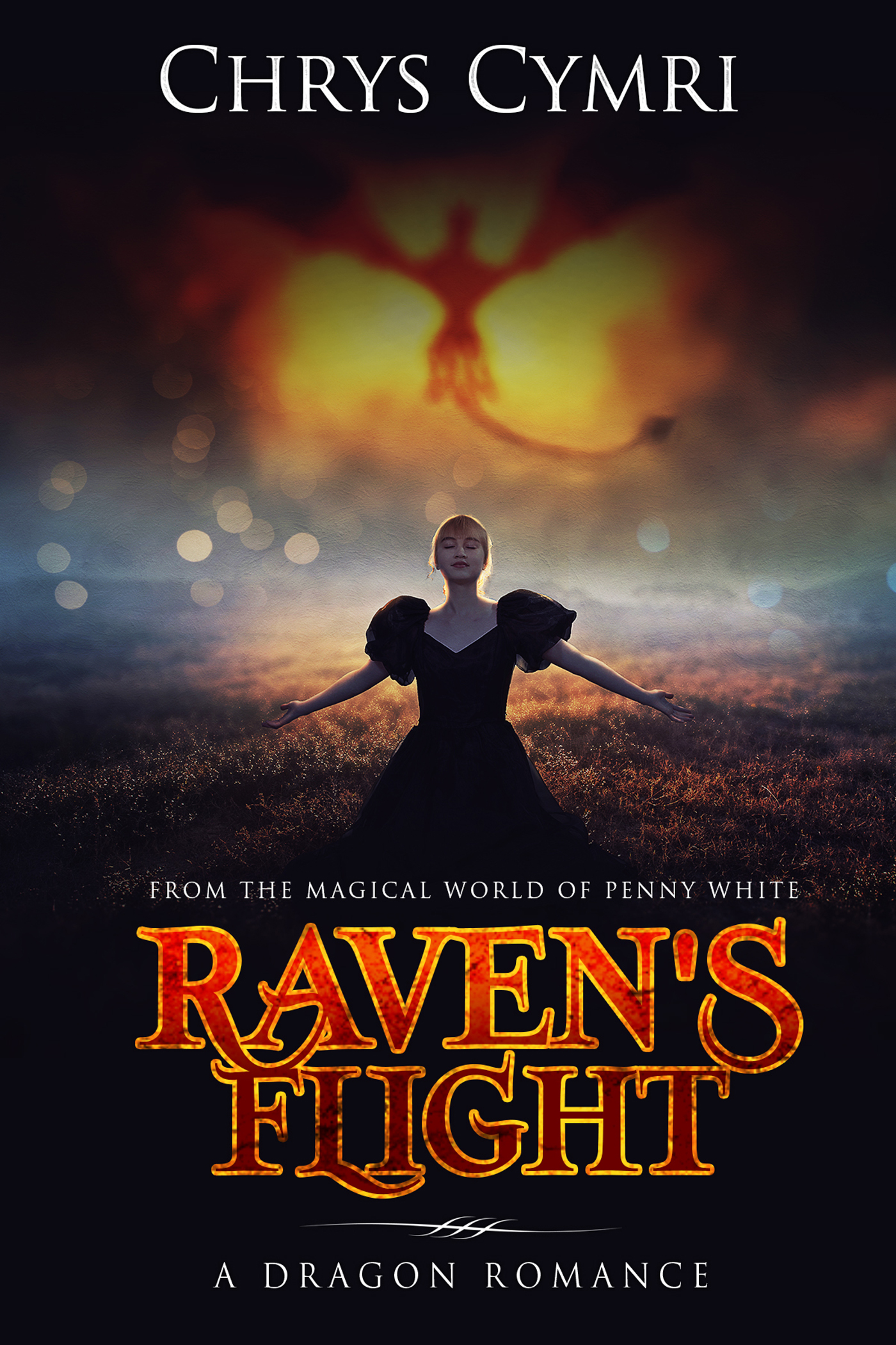 Smashwords – Raven's Flight: A Dragon Romance – a book by