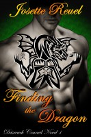 Josette Reuel - Finding the Dragon (Dásreach Council Novel 1)