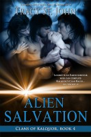 Tracy St. John - Alien Salvation