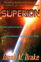 Cover for 'Superion'
