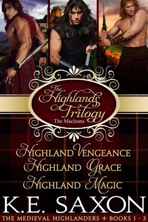 Smashwords – The Highlands Trilogy: Highland Vengeance
