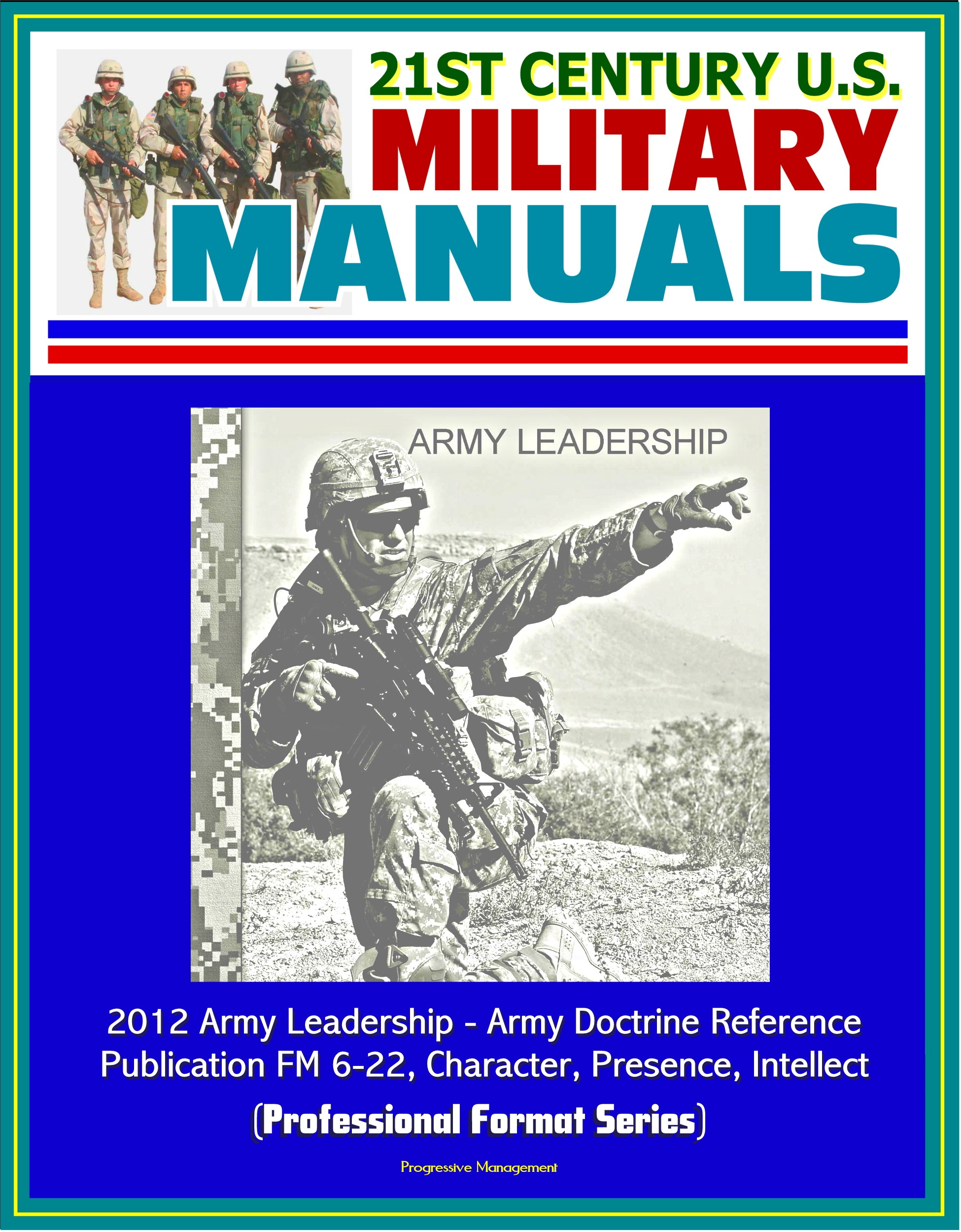 army essays on leadership
