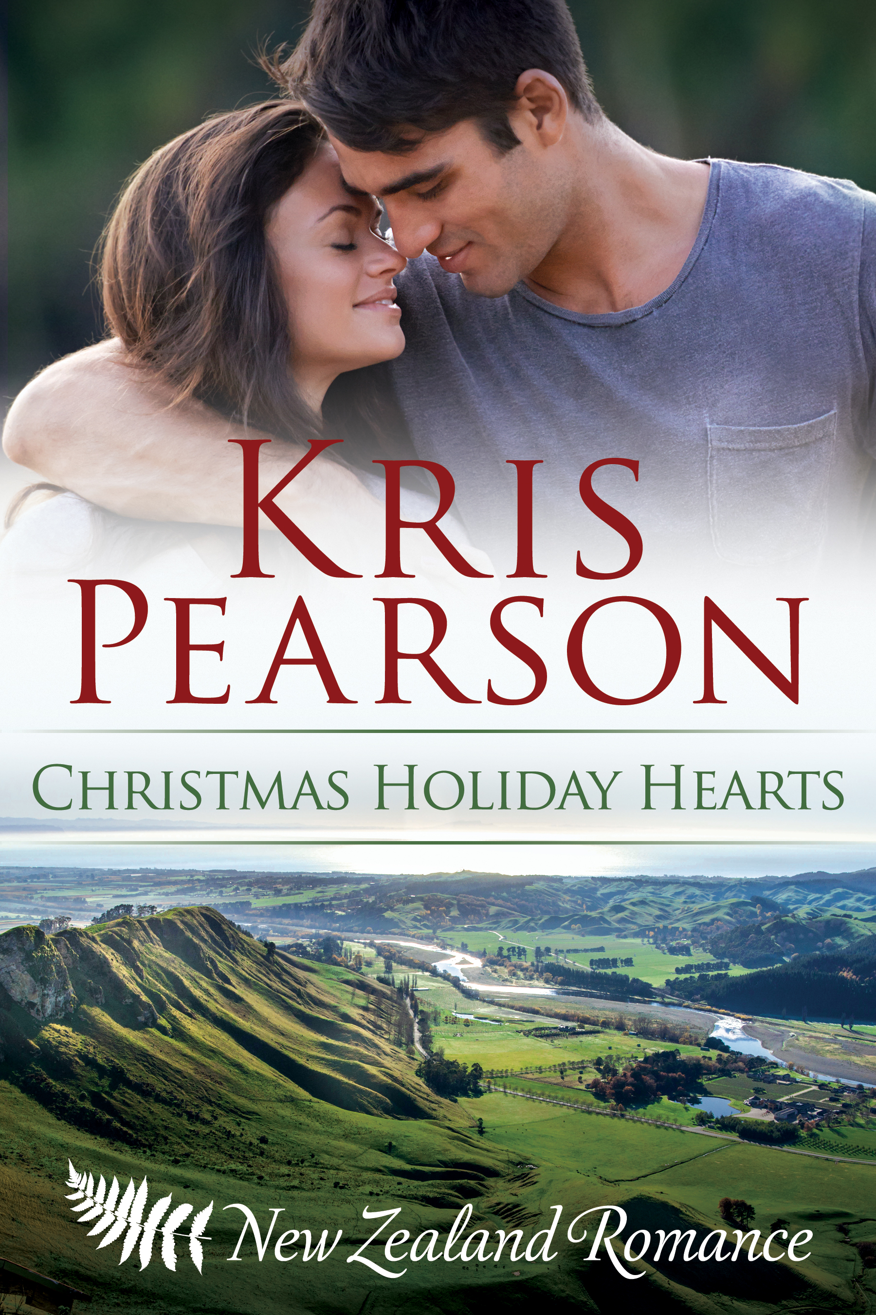 Christmas Holiday Hearts, an Ebook by Kris Pearson