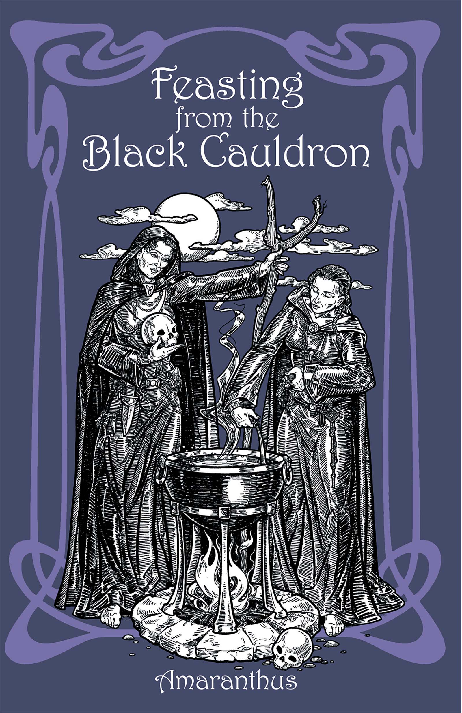 Feasting from the Black Cauldron, an Ebook by Amaranthus
