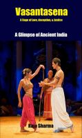 Raja Sharma - Vasantasena-A Glimpse of Ancient India