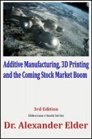 Dr Alexander Elder - Additive Manufacturing, 3D Printing, and the Coming Stock Market Boom