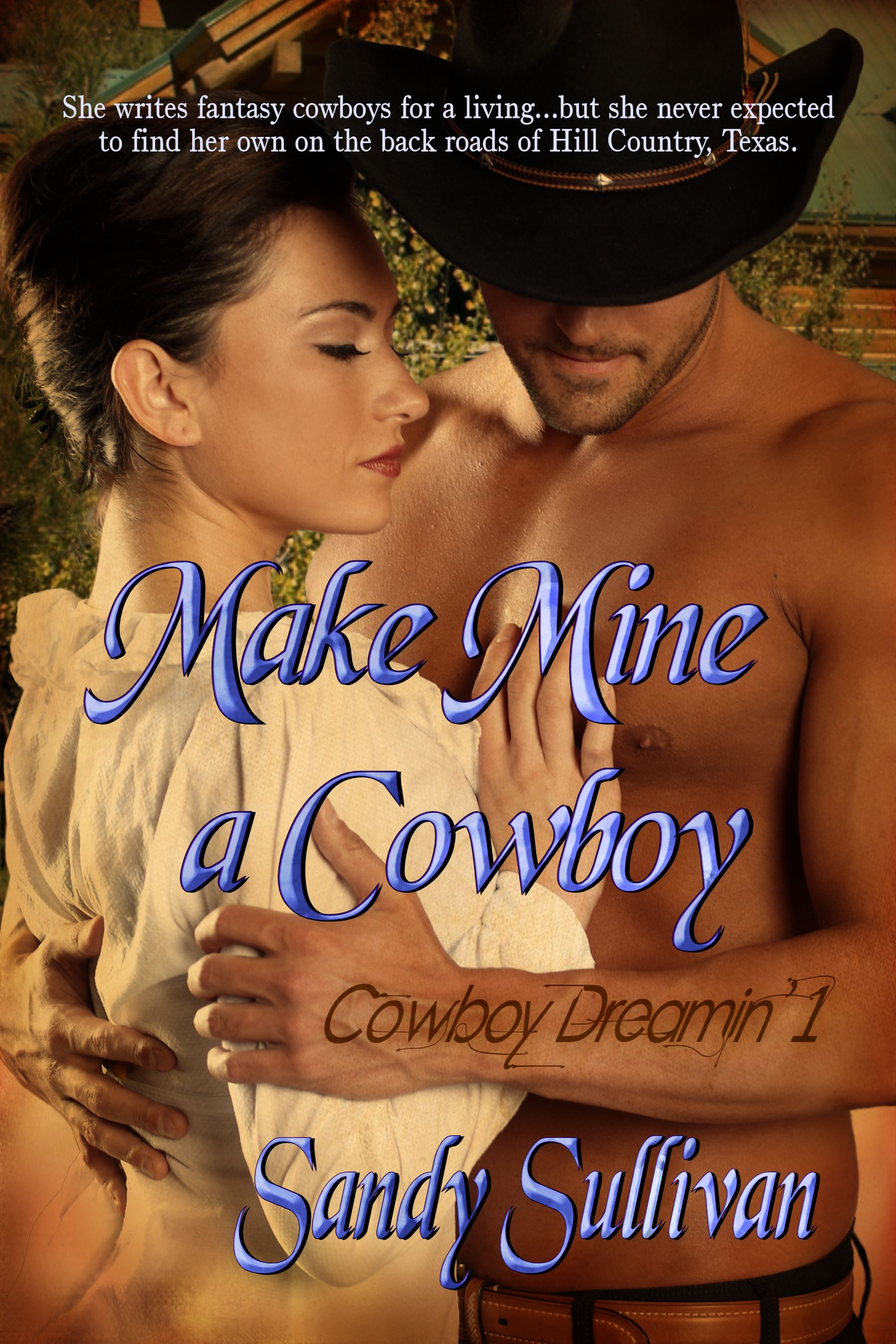 Make Mine a Cowboy  (sst-cdxvi)