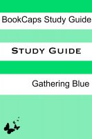 BookCaps - Study Guide - Gathering Blue