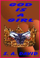 Cover for 'God is a Girl'