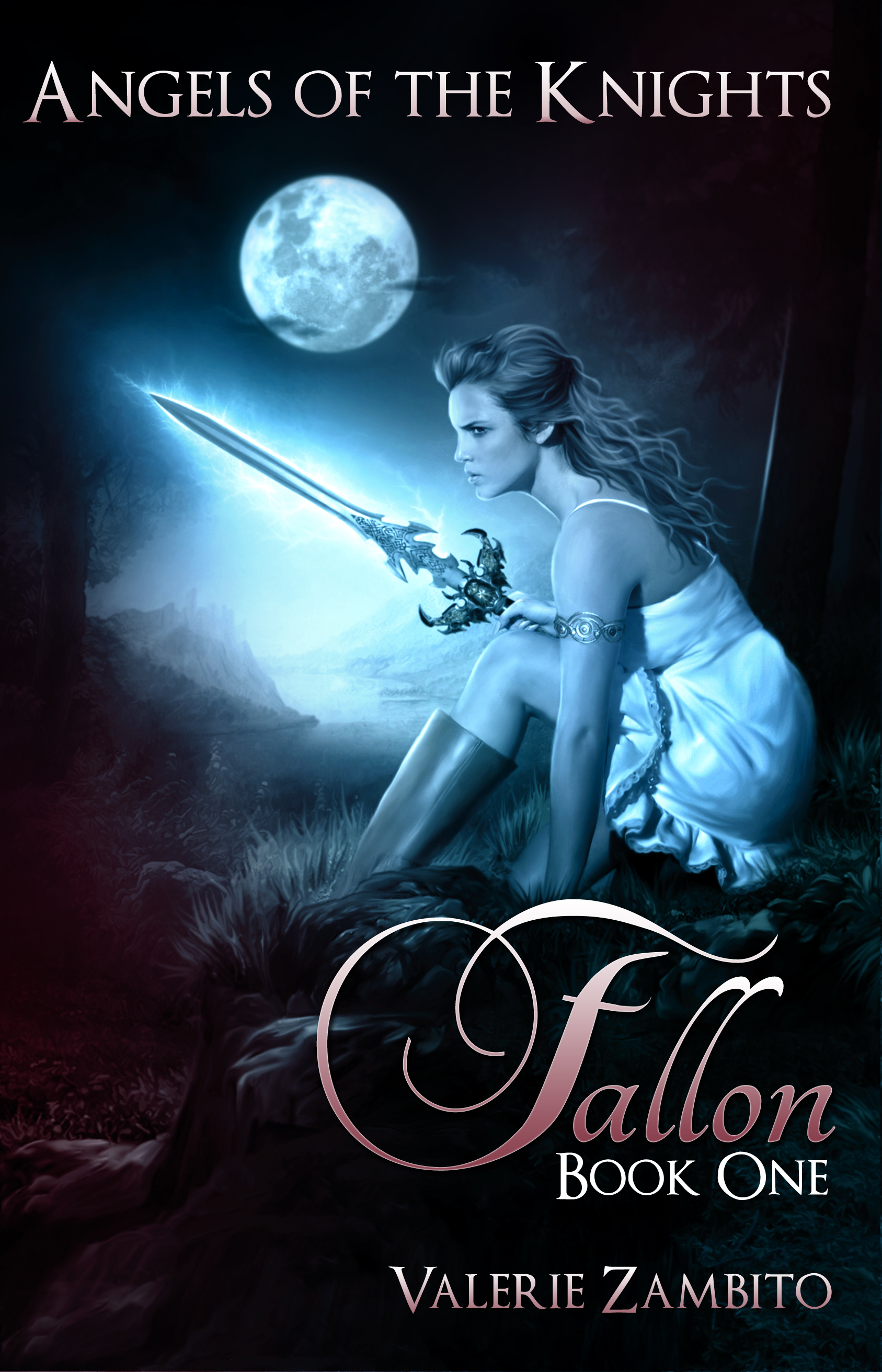 Angels of the Knights - Fallon (Book One) (sst-xciv)
