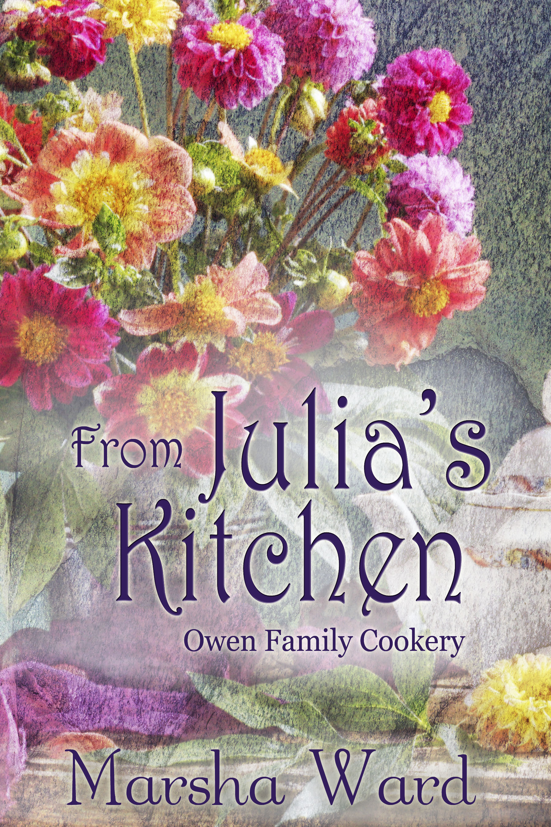 """Charming mix of Historic Recipes and Stories"""