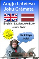 Jeremy Taylor - English Latvian Joke Book