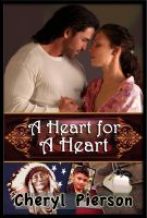 Cover for 'A Heart for a Heart'