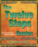 Cover for 'The Twelve Steps Quotes'