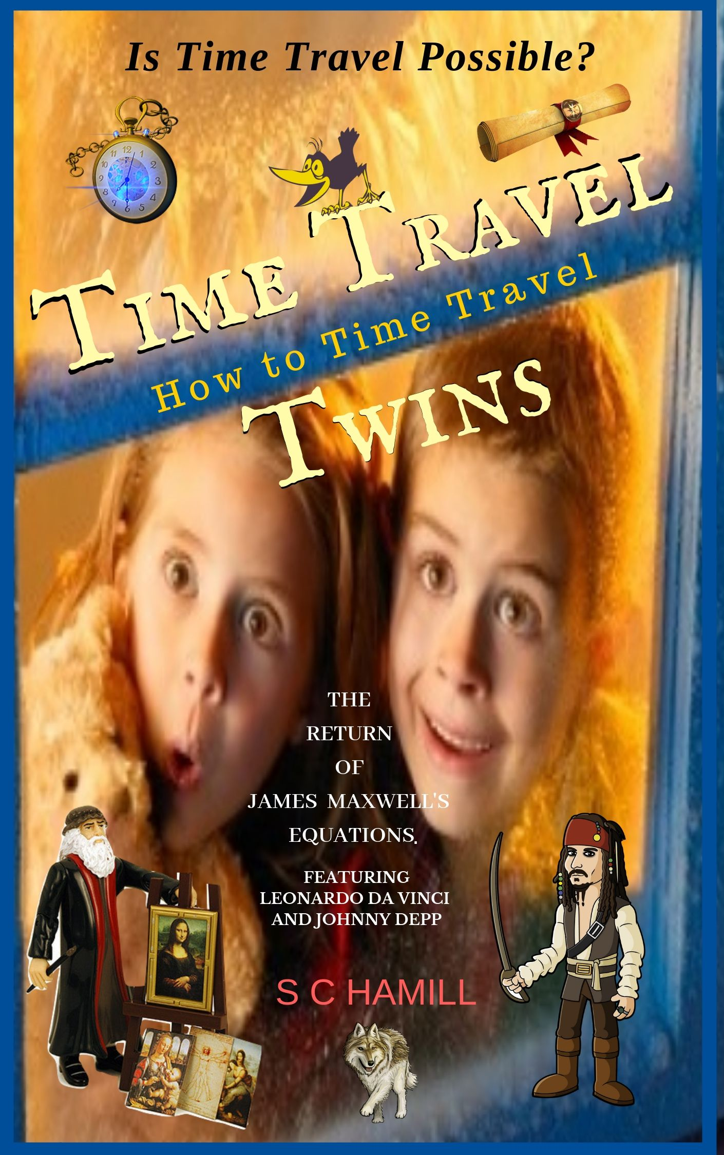 Resultado de imagen para travel through time da vinci