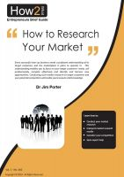Dr Jim Porter - How to Research Your Market
