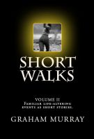 Cover for 'Short Walks: Volume II'