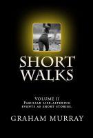 Cover for 'Short Walks: Volume II'