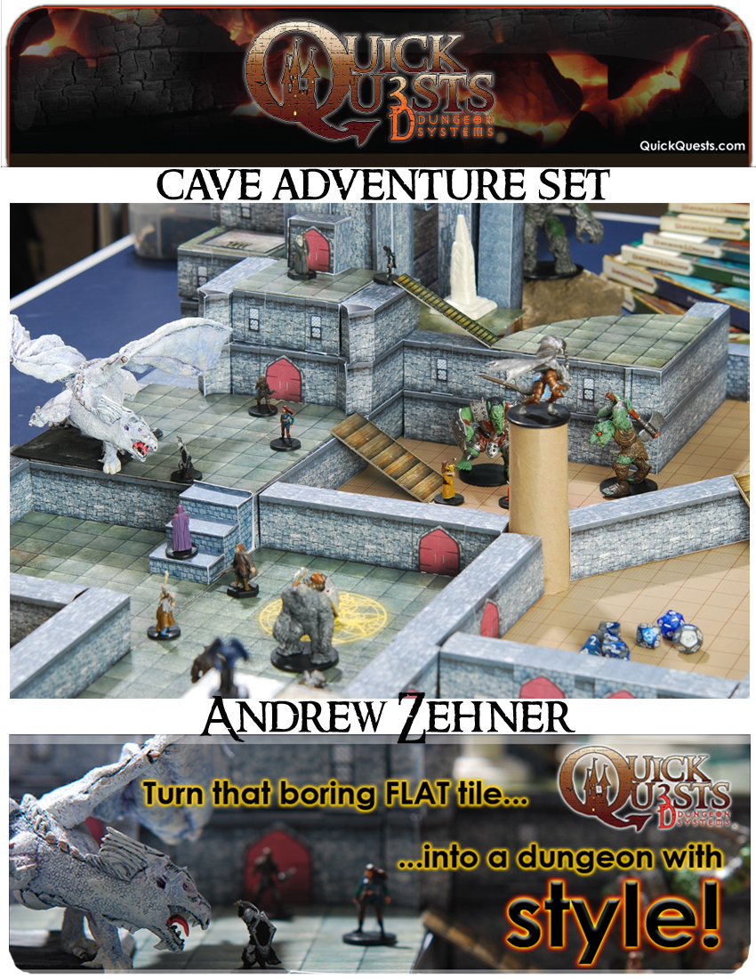 This is a graphic of Universal Dungeons and Dragons Tiles Printable