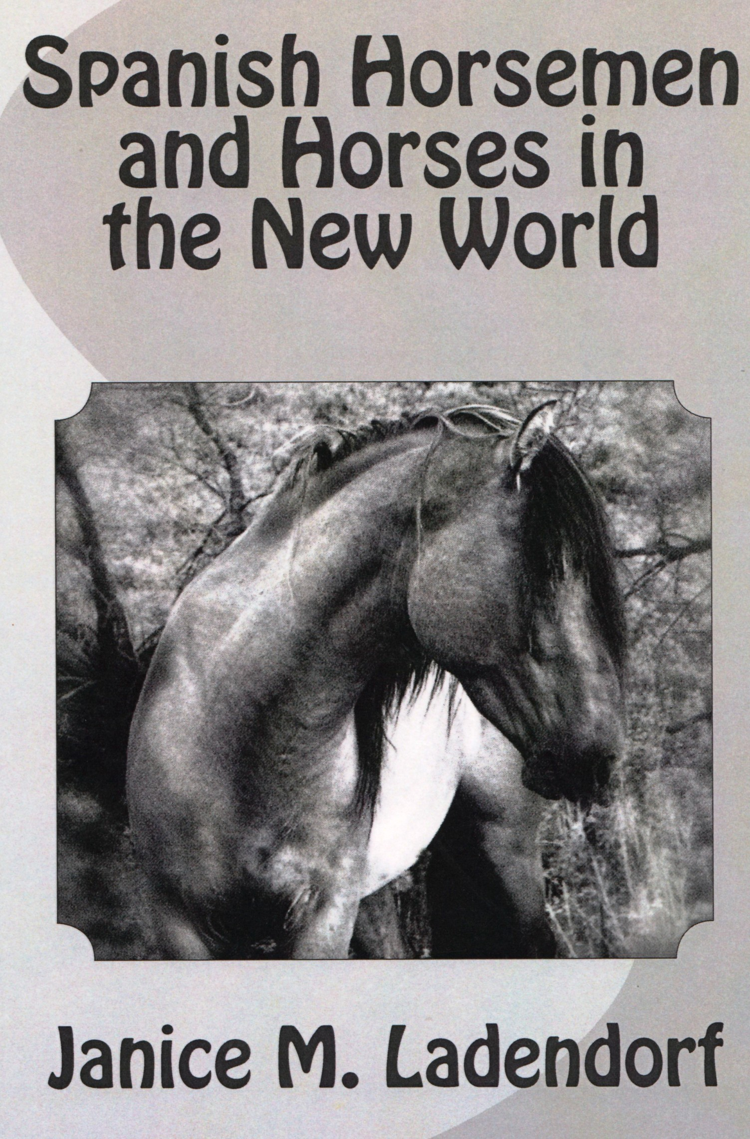 a history of horses in the new world