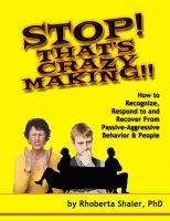 Cover for 'Stop! That's Crazy-Making!'
