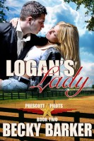 Becky Barker - Logan's Lady