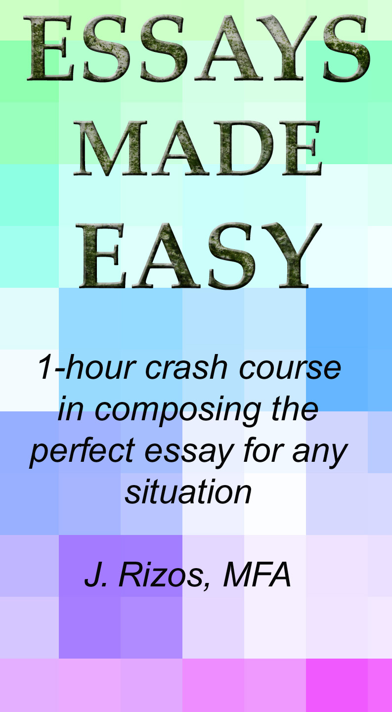 an easy essay You can write an essay in 5 steps, and we'll show you how, including topic ideas and examples make writing an essay as easy as making a hamburger.