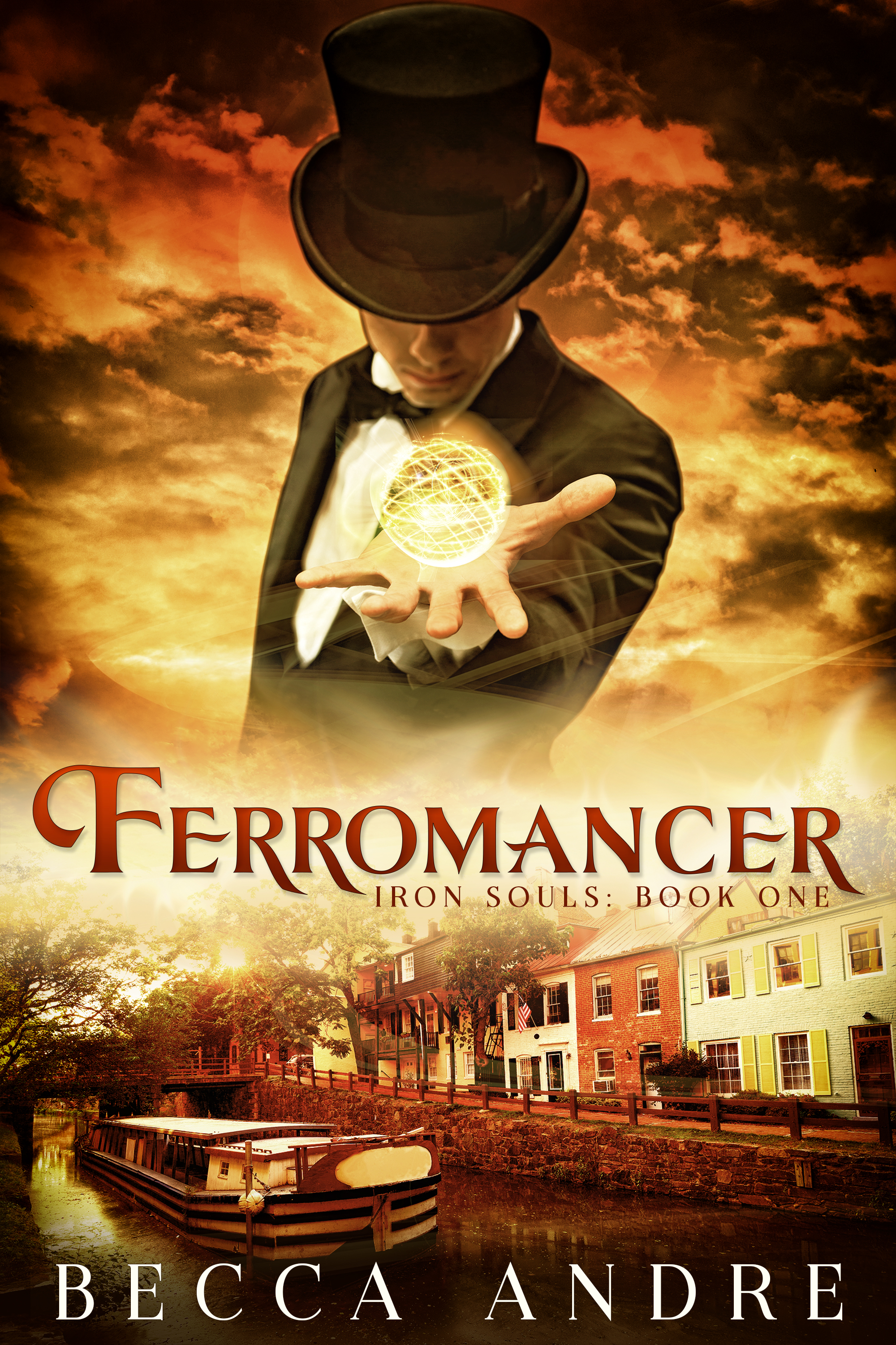 Ferromancer, Iron Souls, Book 1