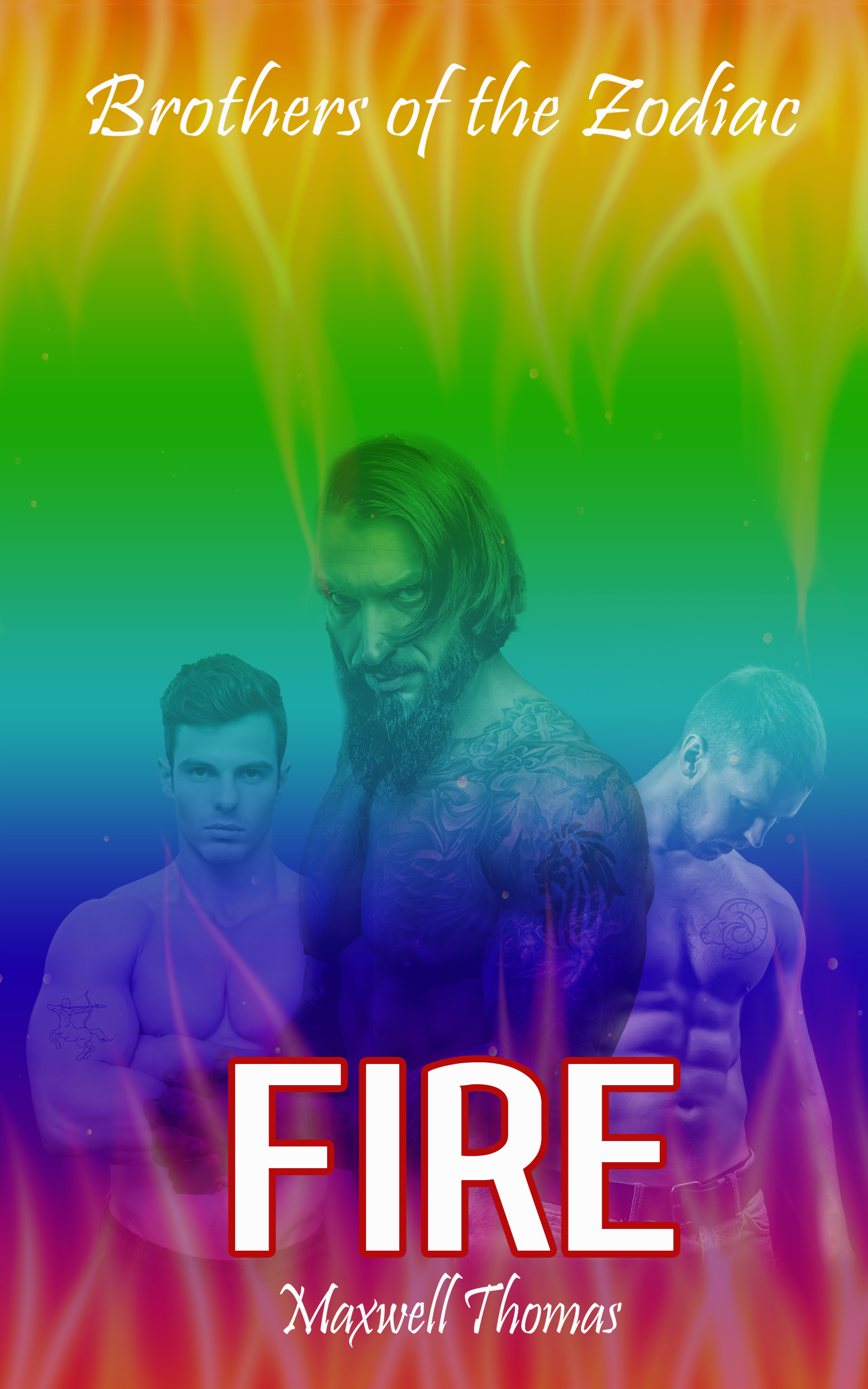 Smashwords – Brothers of the Zodiac: Fire (Prologue) – a book by