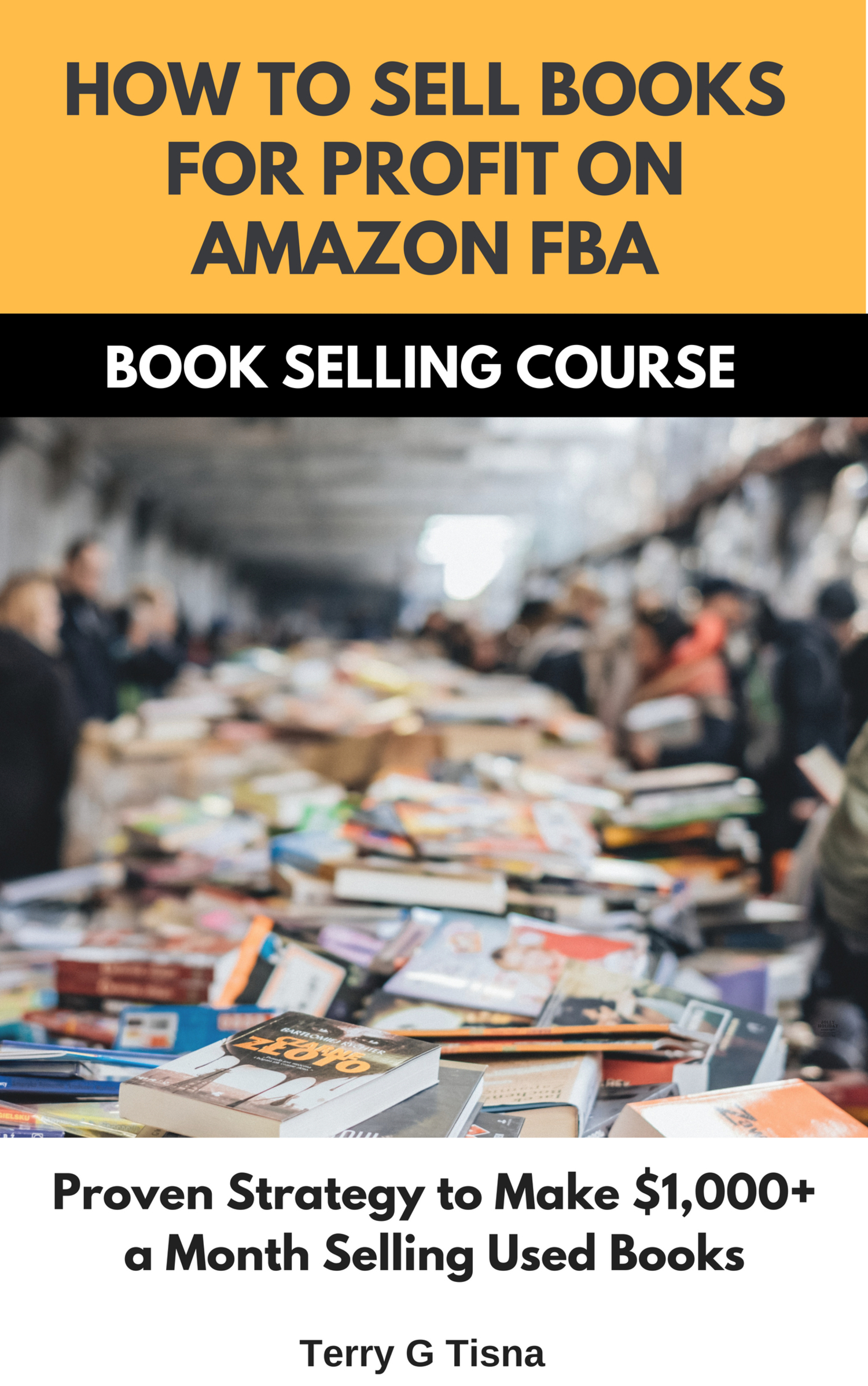 How to Sell Books recommend