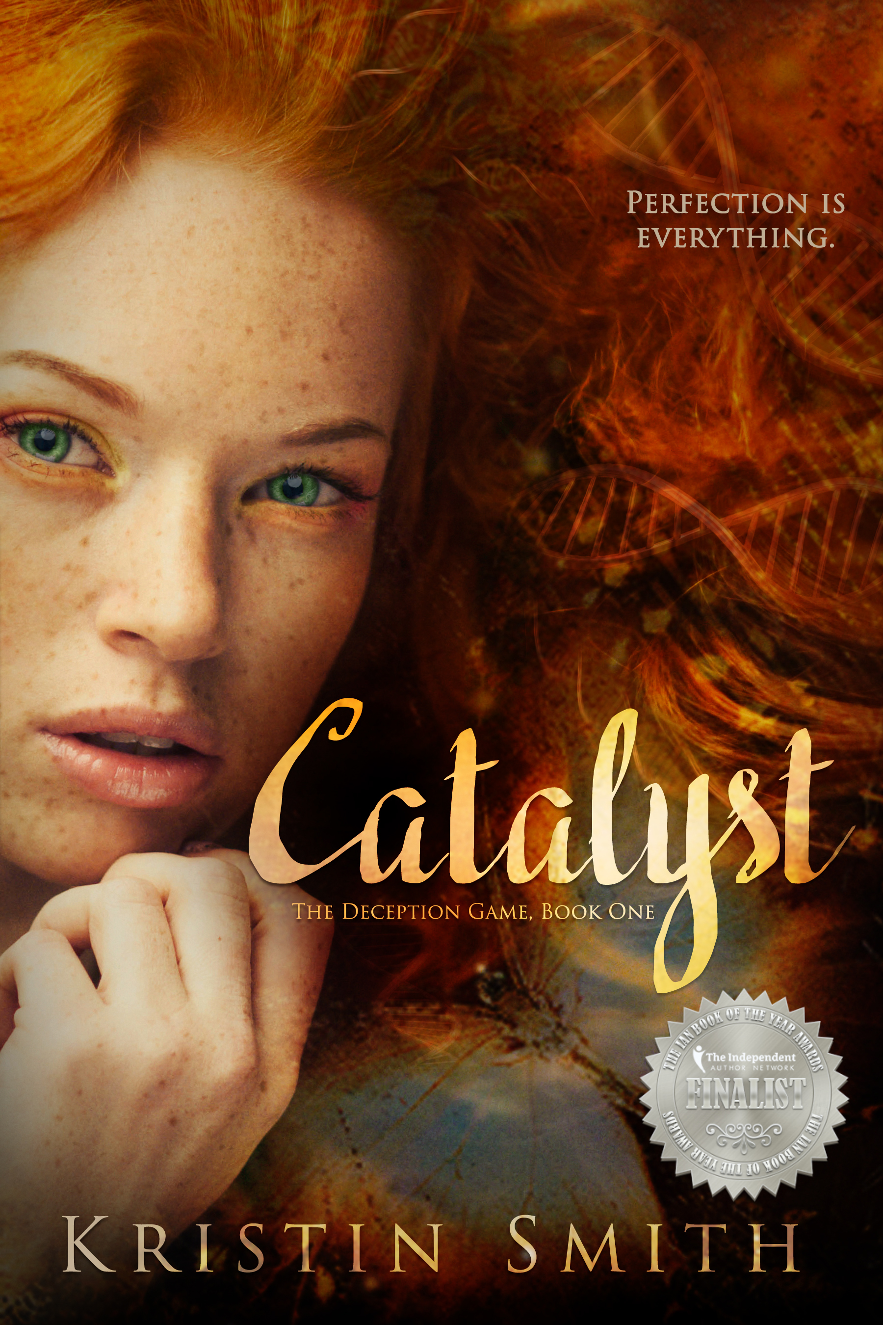 Catalyst, The Deception Game, Book 1. (sst-vii)