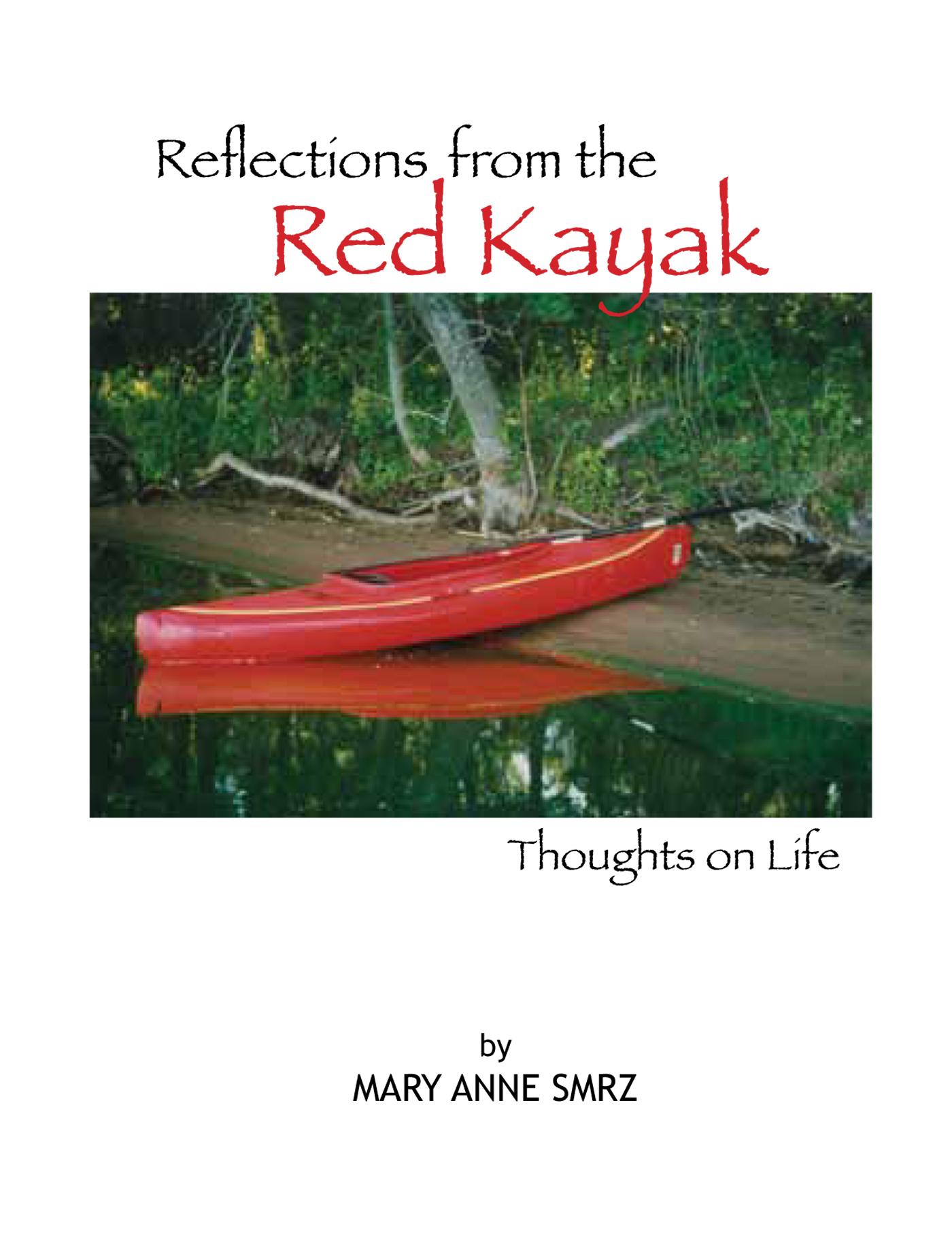 red kayak book essay