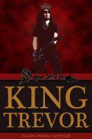 Cover for 'King Trevor'