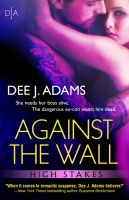 Dee J Adams - Against The Wall