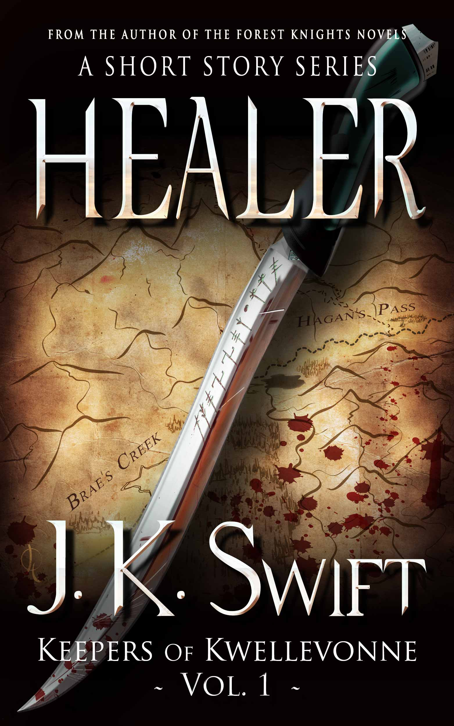 Healer (Keepers of Kwellevonne Vol. 1)