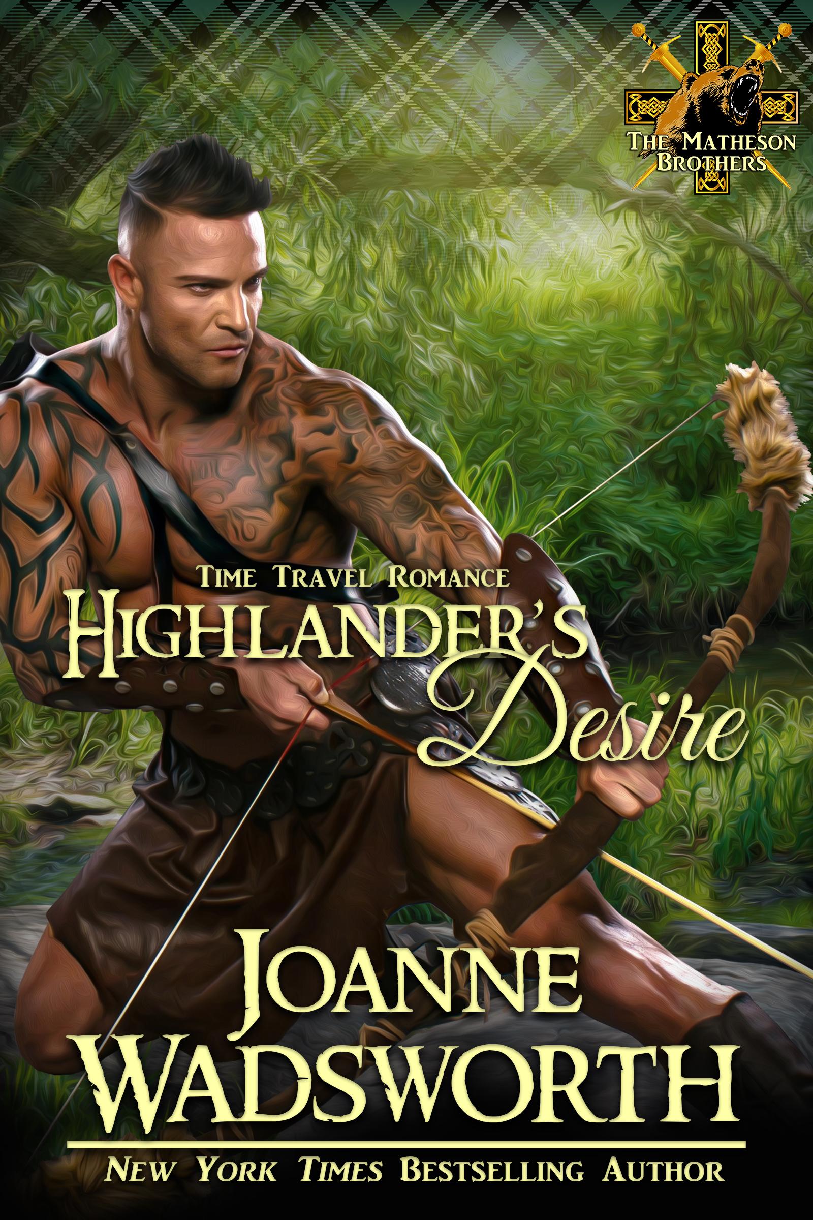 Highlander's Desire