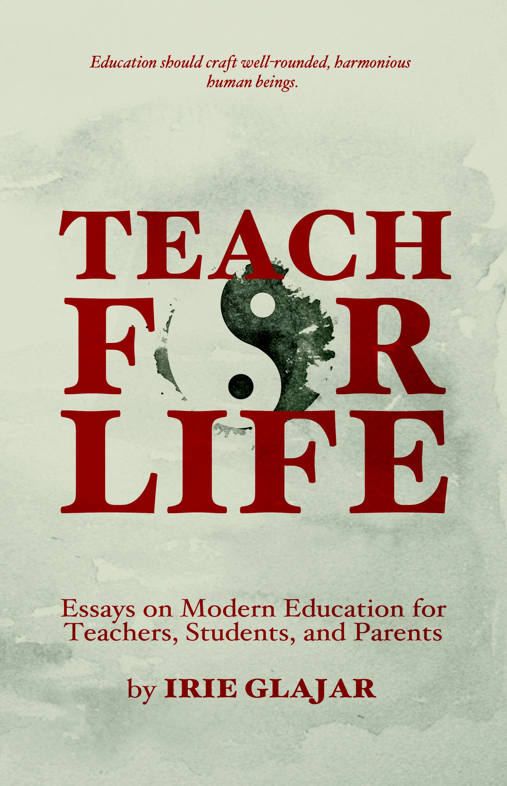 education is for life.essay