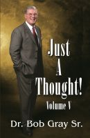 Cover for 'Just A Thought  V'