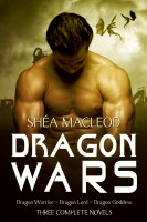 Shéa MacLeod - Dragon Wars - Three Complete Novels Box Set