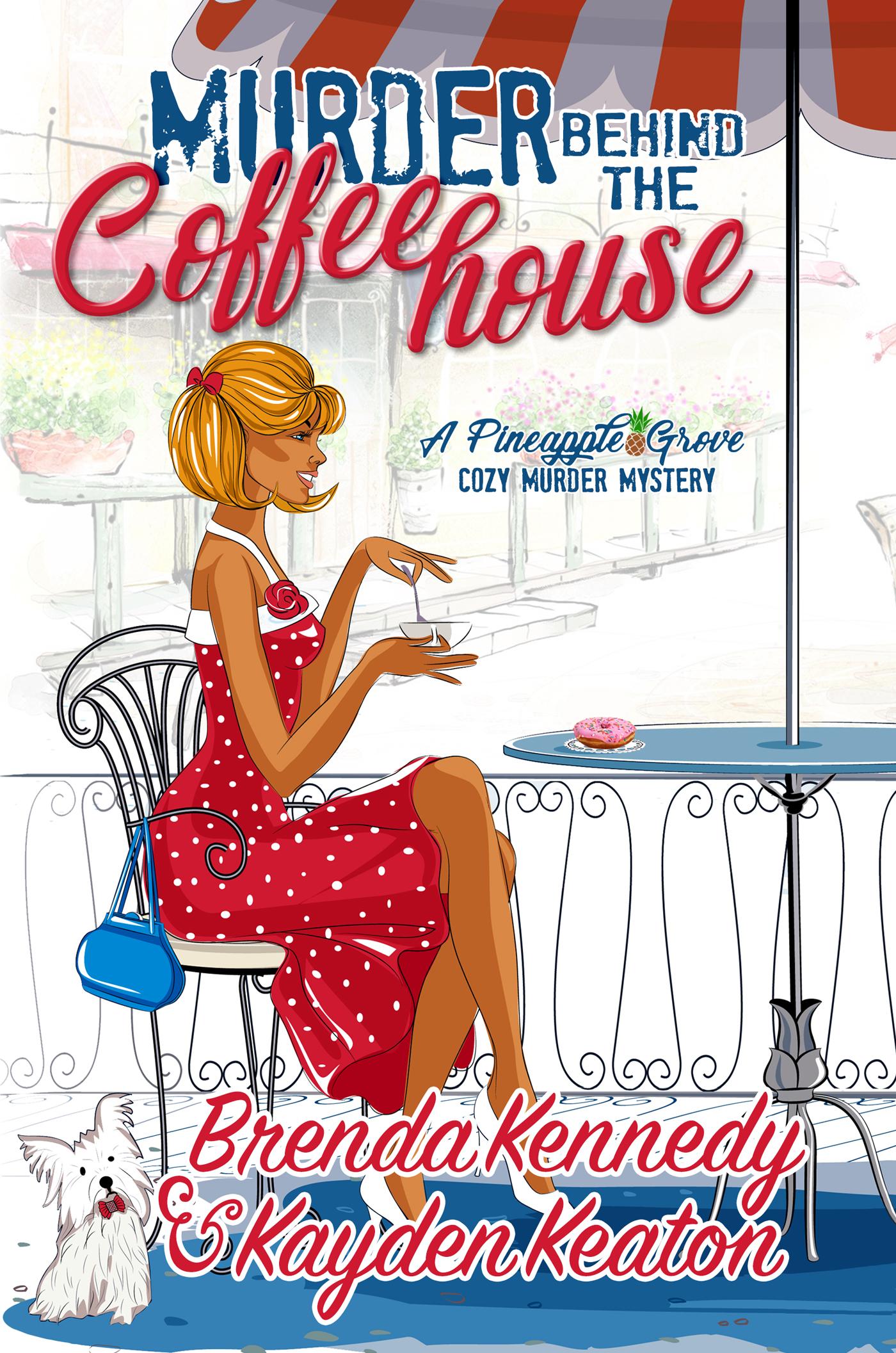 Murder Behind the Coffeehouse (sst-cdxxxix)